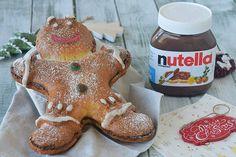 Torta natalizia con Nutella®