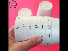 Cool Math Activity for Kids - Planning Playtime