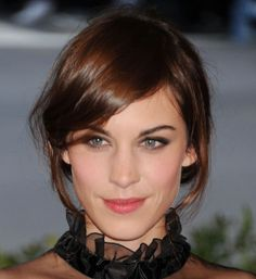 Alexa Chung's Best-Ever Hair Moments: Tousled Waves, Blunt Bangs & Ombre Strands | Grazia Beauty