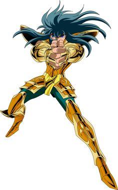 Saint Seiya Aquarius Camus by IkkiSpartan on DeviantArt: ikkispartan. Anime Saint, Manga Anime, Anime Boys, Knights Of The Zodiac, D D Characters, Animation, Manga Games, Anime Comics, Saints