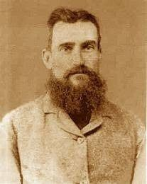 Bushranger Captain Thunderbolt, real name Frederick Ward, born at Freemans Reach and brought up at Wilberforce. South Wales, Old Photos, Vintage Photos, Comic Book Heroes, Comic Books, Fred Ward, Sydney, Melbourne, Ned Kelly