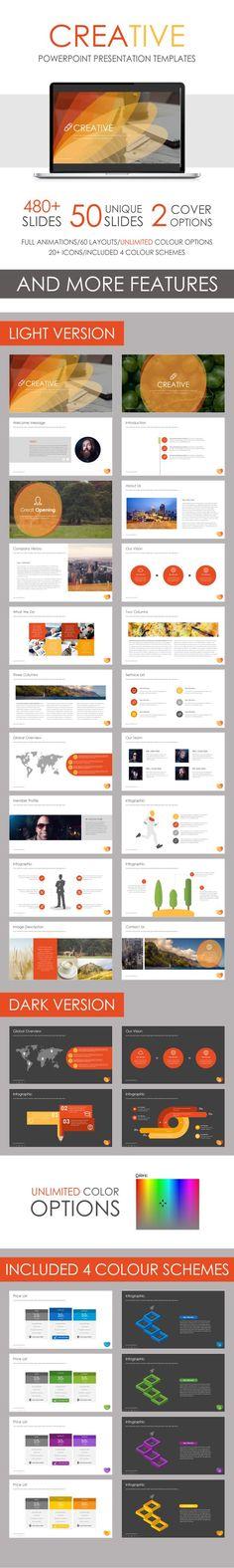 Creative PowerPoint Template. Download here: http://graphicriver.net/item/creative-powerpoint-template/15679412?ref=ksioks