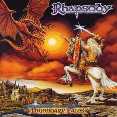 Rhapsody (of Fire)Legendary Tales album cover