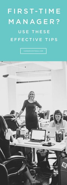 Being a good manager is far different from being a good employee, because you are no longer responsible for only yourself. You are responsible for other people for their career progress, their learning, and their success.   CareerContessa.com