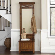 highlight your home with this decorative accent console the fretwork doors add for an intriguing