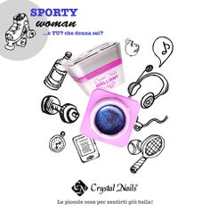 Sporty Woman Acrylic Nails, Gel Nails, Nail Products, Crystal Nails, Professional Nails, Nail Technician, Nail Artist, Nail Care, Gel Polish