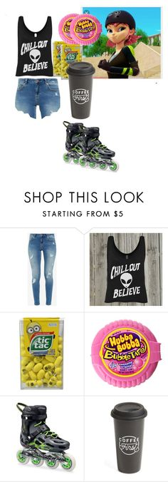 """""""Alix from Miraculous Ladybug"""" by megyn71020 ❤ liked on Polyvore featuring Ted Baker and The Created Co."""