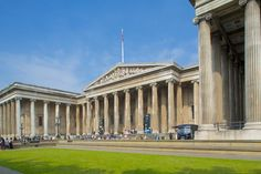 Not only does the  British Museum house priceless artifacts from around the world, but it's free to visitors!