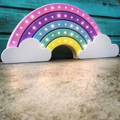 Arcoiris luminoso! Compralo online!