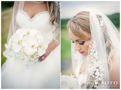 NJ Wedding Photography, bridal veil