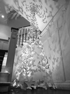 It's starting to look a lot like Christmas | SBicknell for yoo. #art #installation