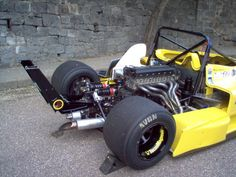 chassis osella -