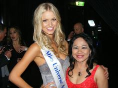 """Although she certainly """"fits the mould"""" so to speak - of former Miss Universe Australia titleholders - I think that Renae will be a force at Miss Universe and continue Aussie's recent string of success :D"""