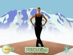 Jessica Smith Push.Ski workout.. good little workout for beginner/intermediate