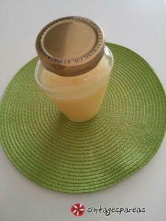 Πανεύκολο σπιτικό ζαχαρούχο γάλα Creme Fraiche, Plates, Tableware, Licence Plates, Dishes, Dinnerware, Plate, Sour Cream, Dish