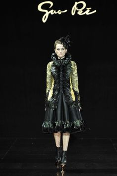 Guo Pei Fall 2016 Couture Collection Photos - Vogue
