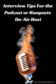 Interview Tips For the Podcast or Hangouts On-Air Host | #Hangouts #podcasting