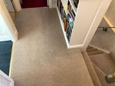 Greendale Malvern Select Twist Col: Yorkstone fitted today by Elliot Ben & Matthew. Flooring Shops, Types Of Flooring, Carpet Styles, New Carpet, Carpets, The Selection, Beautiful Homes, Stair Carpet, Carpet Ideas