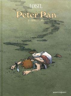 Peter Pan, Tome 2 : Opikanoba de Régis Loisel http://www.amazon.fr/dp/2749307023/ref=cm_sw_r_pi_dp_IlWlub1EJRA0K