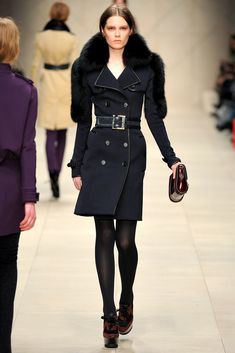 Burberry Prorsum Fall 2011 Ready-to-Wear - Collection - Gallery - Style.com