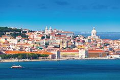 """#Lisbon and #Porto are two of the """"Best of Europe destinations to visit in Autumn"""" 