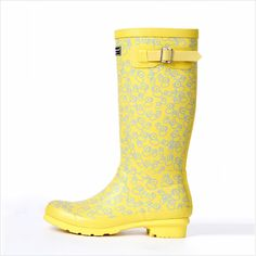 Find More Women's Boots Information about Free Shipping Rain Snow gumboot wellingtons wellies Gum Rubber rain boots Overshoes Rubbers galoshes Print Duck shoes,High Quality boots overknee,China shoe stretchers for boots Suppliers, Cheap shoe department boots from Christinaa's Shop on Aliexpress.com