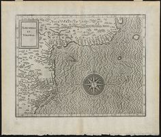 Norumbega et Virginia  1597?
