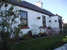 Our vernacular cottage in Westport County Mayo.