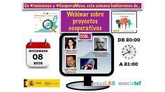 Proyectos cooperativos. Encuentro #twinmooc #CooperaMooc