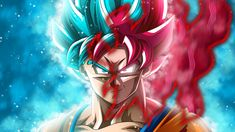 This HD wallpaper is about dragon ball super desktop backgrounds, red, celebration, Original wallpaper dimensions is file size is Hd Anime Wallpapers, 4k Wallpapers For Pc, Moving Wallpapers, Desktop Backgrounds, Super Goku, Super Saiyan, Wallpaper Do Goku, Wallpaper Pc, Dragon Ball Gt