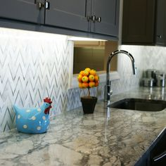 The greatest weakness of granite countertops is -- they last forever.  Choose the color that thrills you the most but that also matches the overall style of your home and kitchen. Granite is extremely durable, and there won't be the need to replace it – ever.    #countertopsale #granitesale #granitecountertops #granitecounters #kitchendesign #interiordesign #countertops #design #stone #kitchen #granitecounter #granitecountertopscolors #kitchenremodel #granitekitchen #architecture…