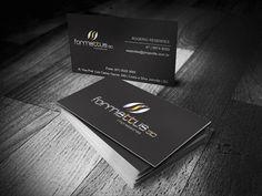 Desenvolvimento de cartões de visita para o cliente: Formattus 3D Impressoras