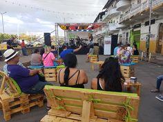 Acompáñanos y ViveElTerraplen disfruta de buena comida, música y arte Ciudad Panamá @panamamunicipio