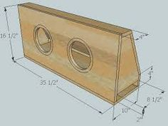 Resultado de imagen para subwoofer box design for 12 inch Truck Speaker Box, Custom Speaker Boxes, Speaker Box Design, 12 Subwoofer Box, Custom Subwoofer Box, Subwoofer Box Design, Truck Sub Box, Jl Audio, Car Sounds