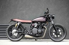 Purebreed cafe racer motorcycles - Kawa #motorcycles #bratstyle #motos | caferacerpasion.com