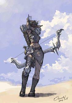 Final Fantasy Artwork, Final Fantasy Characters, Final Fantasy Xiv, Fantasy Rpg, Dnd Characters, Dark Fantasy, Character Concept, Character Art, Concept Art