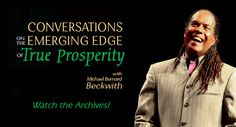 Presented by Agape University with Dr. Michael Bernard Beckwith