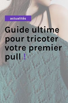 Ultimate guide to knitting your first sweater! Ultimate guide to knitting your first sweater! Diy Tricot Pull, Rustic Christmas Tree Stands, Bbq Apron, Leather Apron, Grilling Gifts, Evolution T Shirt, Practical Gifts, Unusual Gifts, Knitting Yarn
