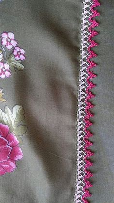 Kate's Crochet World Crochet Borders, Crochet Stitches, Crochet Patterns, Crochet Eyes, Crochet Lace, Hand Work Embroidery, Embroidery Designs, Diy Crafts Crochet, Crochet Bracelet