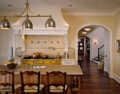 An arched doorway can give your home a more classical and elegant look