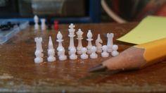 petit: juego de ajedrez