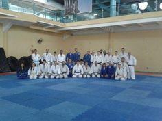 Grande curso de judo