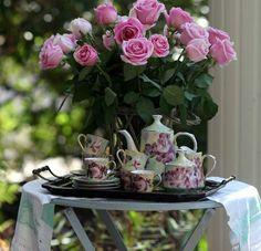 Tea party ♥