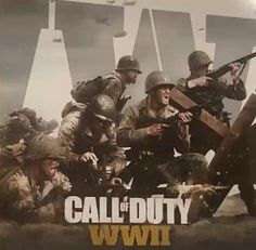 "Leaked Call of Duty: WW2 promotional images show a franchise ""going back to its roots"" – rumor"