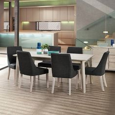 Family gathers here #AmartFurniture  FT: Portland 7 Dining Suite $1199