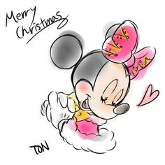 mickey mouse y Walt Disney, Disney Love, Disney Magic, Disney Mickey, Disney Sketches, Disney Drawings, Drawing Disney, Disney Artwork, Disney Christmas