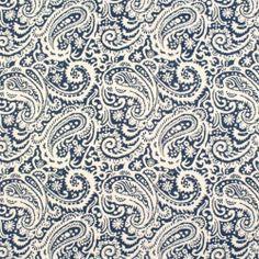 Kravet Arta in Indigo Fabric. SOLD