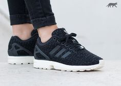 ADIDAS ZX FLUX W #adidas #zxflux #womens #asphaltgold #sneakerstore