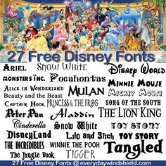 Font Disney Frozen Related Keywords & Suggestions - Font Disney ...