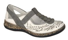 Rieker 46359 Ladies Touch Fastening Casual Shoe - Robin Elt Shoes http://www.robineltshoes.co.uk/store/search/brand/Rieker-Ladies/ #Spring #Summer #SS14 #Sandals #2014